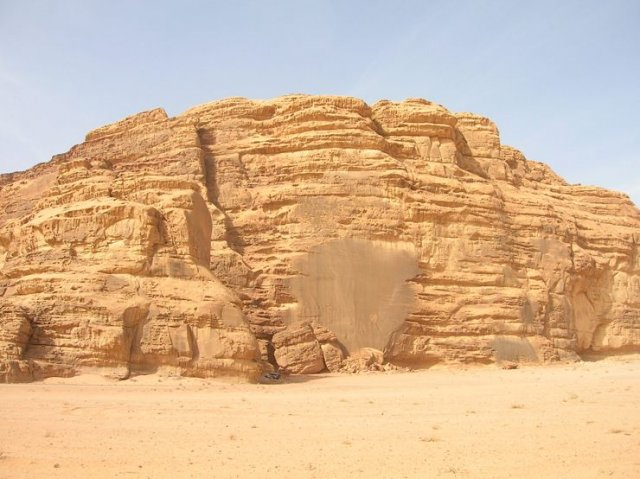 Вади Рам, Иордания