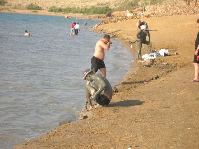Мертвое море, Иордания