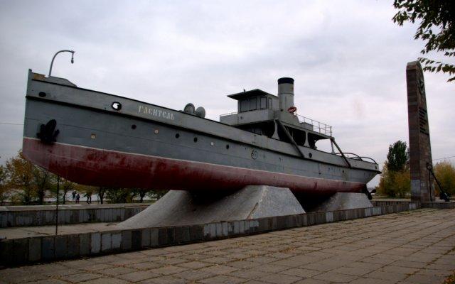 """Пожарно-спасательный корабль """"Гаситель"""""""