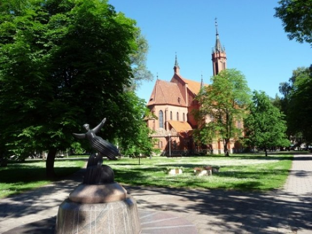 Костел в Друскининкае