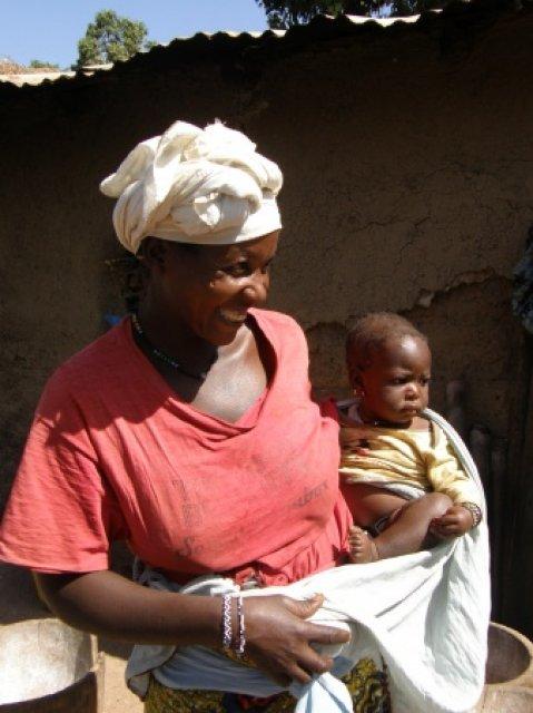 Местные жители, Мали