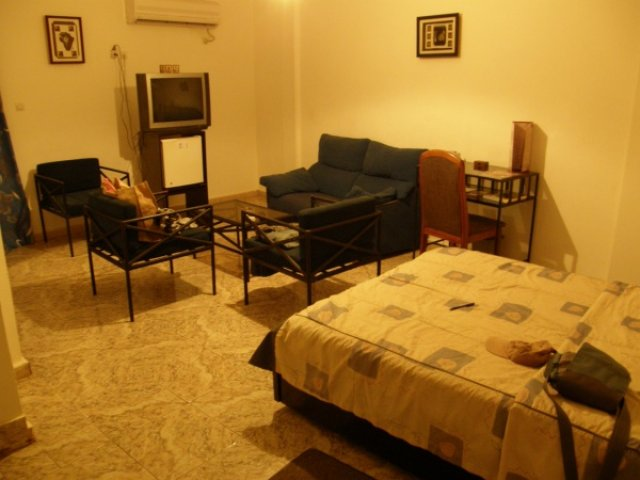 Номер отеля в Мали