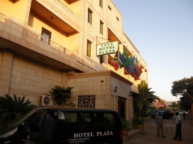 Отель в Мали