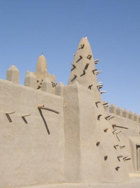 Мечеть Джинкарейбер