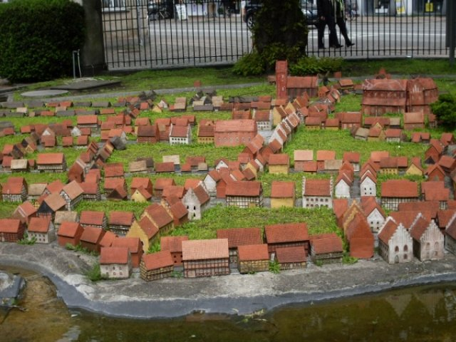 Копенгаген. Музей истории города