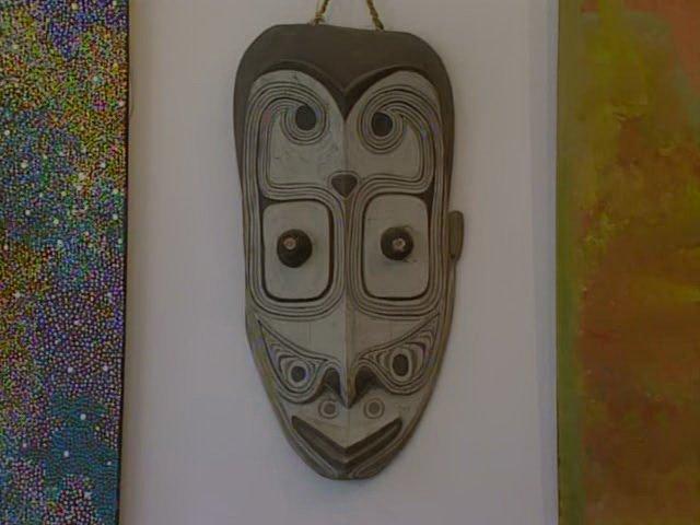 Художественная галерея в Алис-Спрингс, Австралия