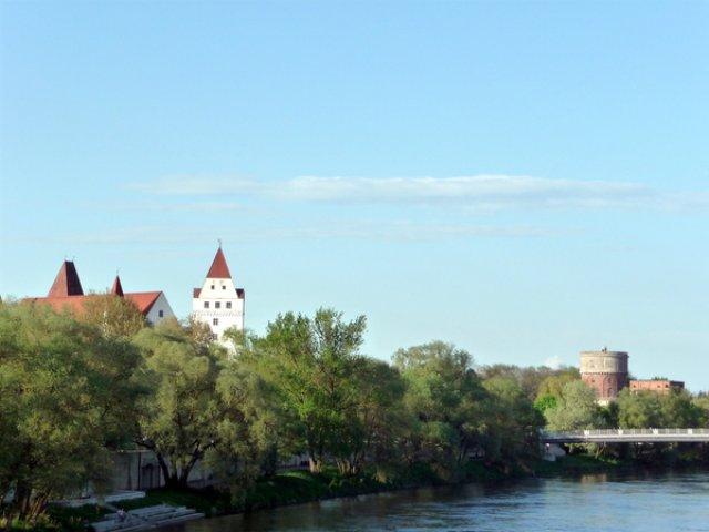 Дунай и Новый замок