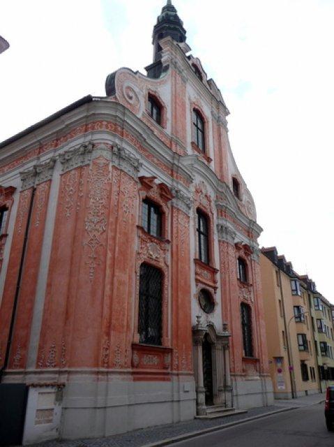 Церковь Св. Марии Виктории
