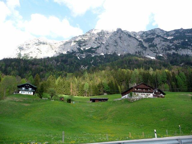 Немецкая альпийская дорога
