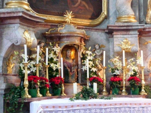 Мадонна в церкви Св. Георгия