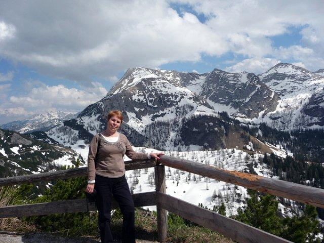 Альпийские вершины