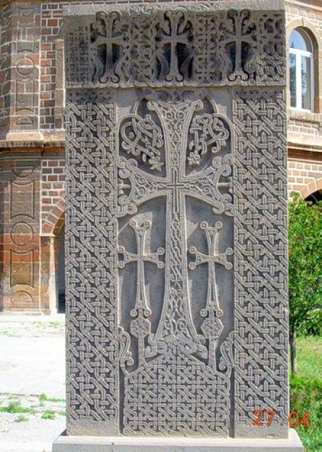 Церковь св. Гаяне, Ереван, Армения