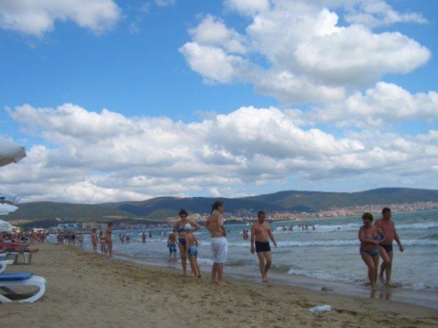 Солнечный Берег, Болгария
