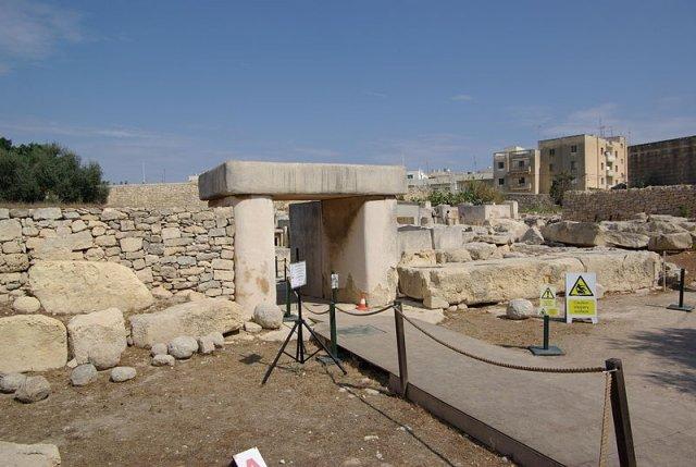 Древний языческий храмовый комплекс в халь-Таршине