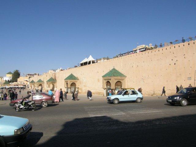 Мекнес, Марокко