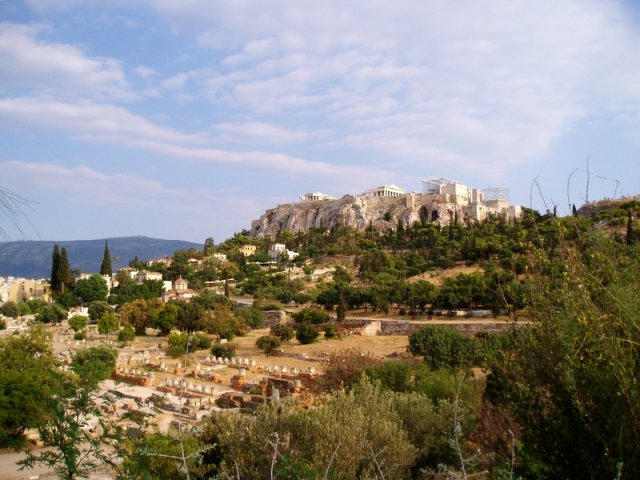 Афинский акрополь, Греция