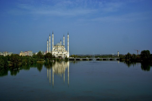 Мечеть Сабанчи-Меркез, Адана, Турция