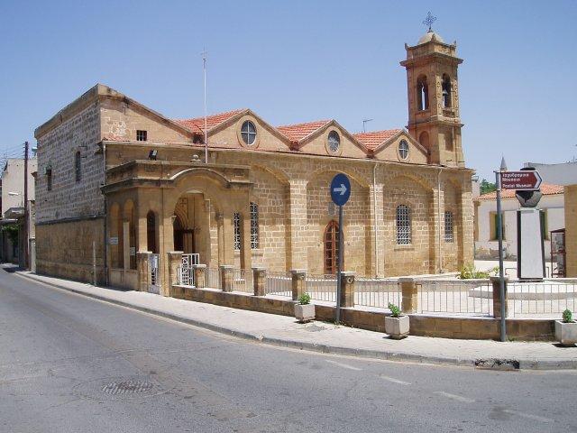 Церковь св. Савваса, Никосия, Кипр