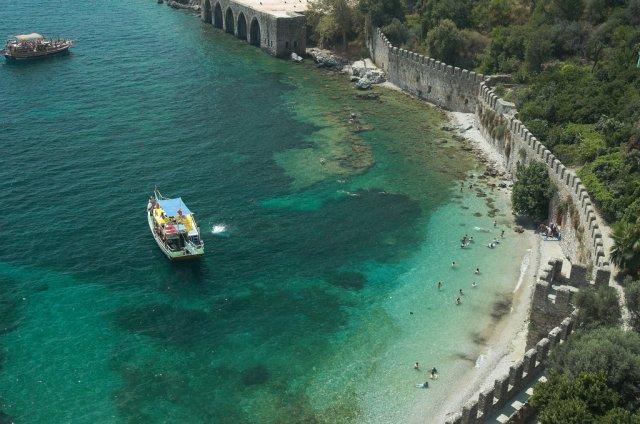 Пейзажи Аланьи, Турция