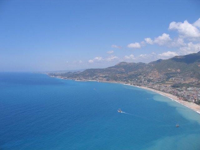 Анталийское побережье Турции