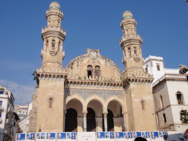 Мечеть в Алжире