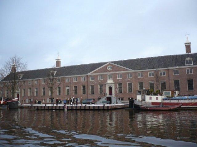 Поездка по каналам Амстердама, Нидерланды