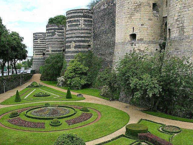 Замок Анже, Франция