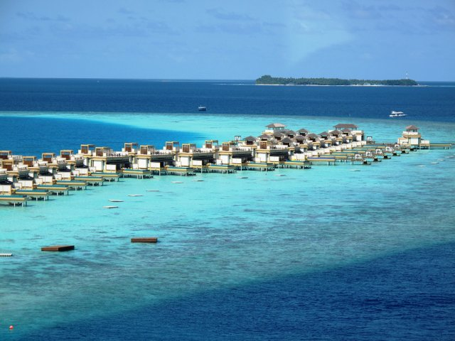 Отель Angsana Resort & SPA Maldives Velavaru, Мальдивы