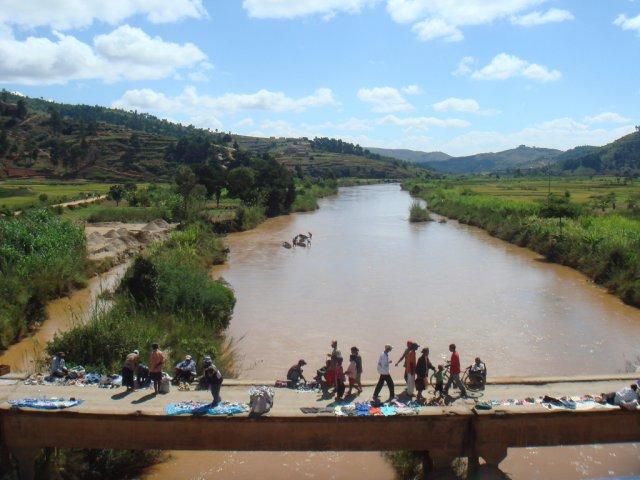 Окрестности Антананариву, Мадагаскар