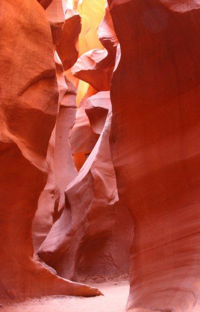 Нижний Каньон Антилопы, США