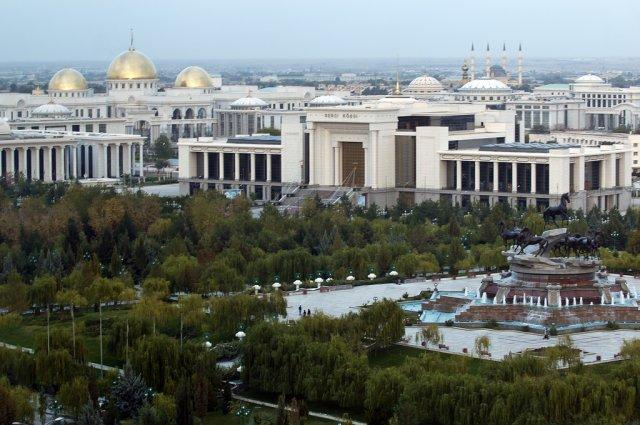 Ашхабат, Туркменистан