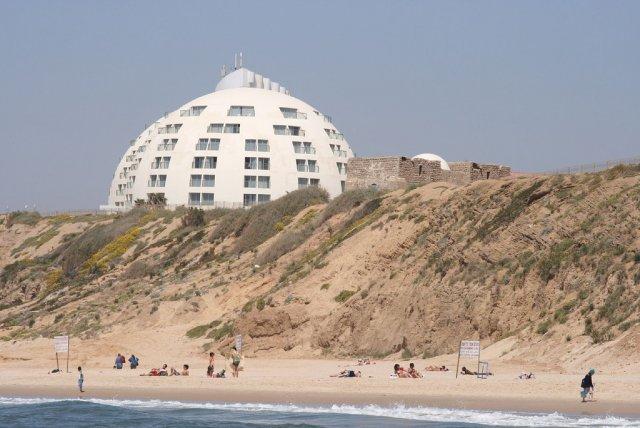 Пляж Ашкелона, Израиль
