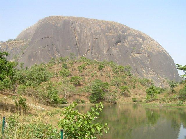 Скала Асо, Нигерия