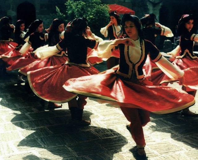 Национальные танцы, Азербайджан