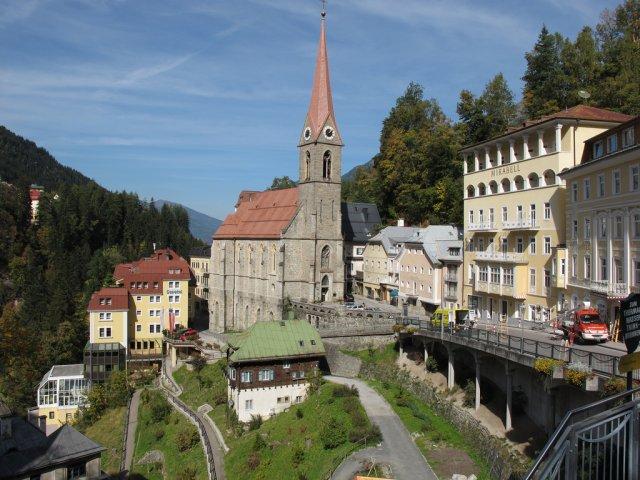 Бад-Гаштайн, Австрия