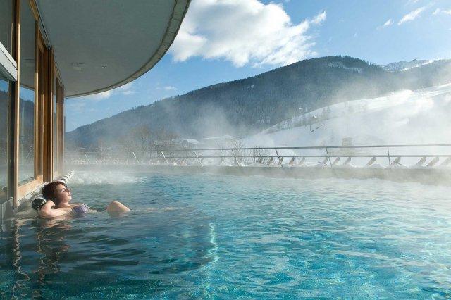 Термальный курорт Ромербад, Австрия