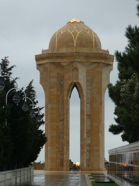 Мечеть Биби-Эйбат, Баку, Азербайджан