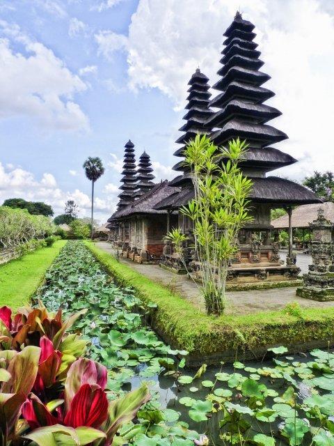 Индуистский храм Pura Taman Ayun, Бали