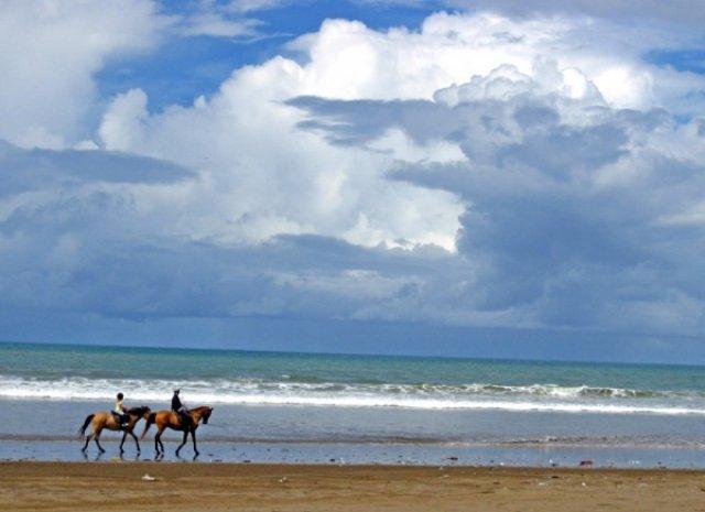 Пляжи Бали, Индонезия