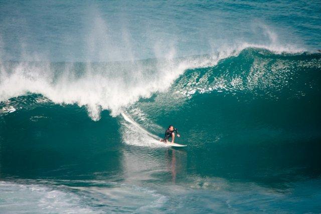 Серфинг в Куте, Бали