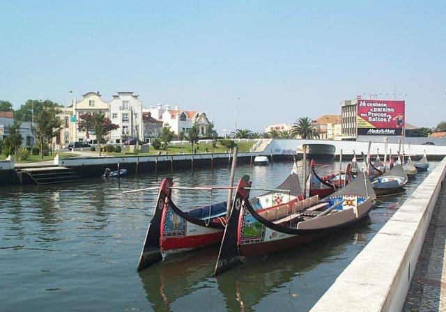 Река Авейро, Португалия