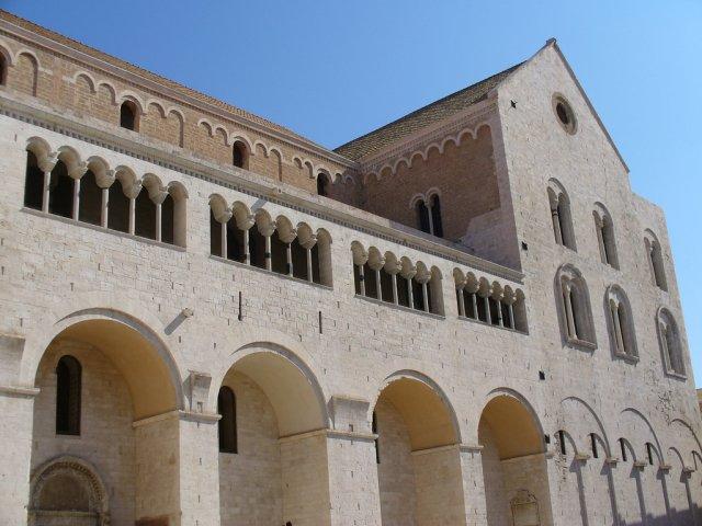 Базилика Святого Николая, Бари, Италия