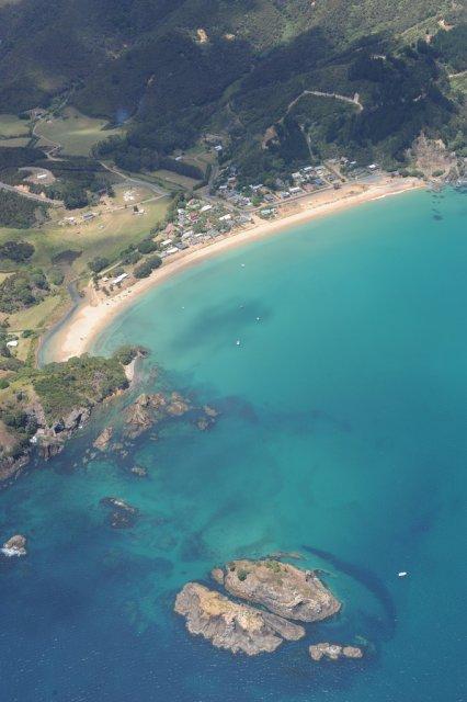 Бухта Островов, Новая Зеландия