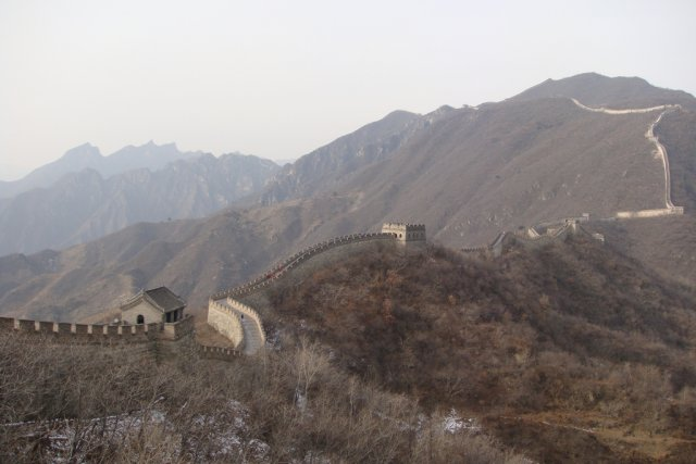 Великая Китайская Стена, Пекин, Китай