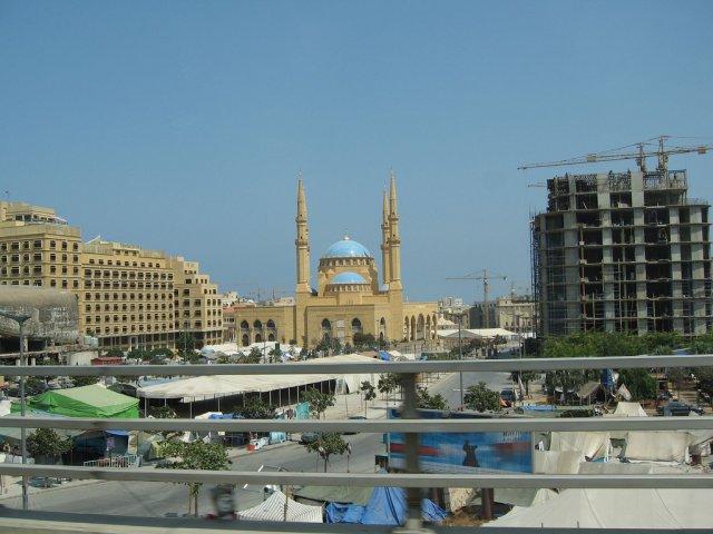 Новая Мечеть Бейрута, Ливан