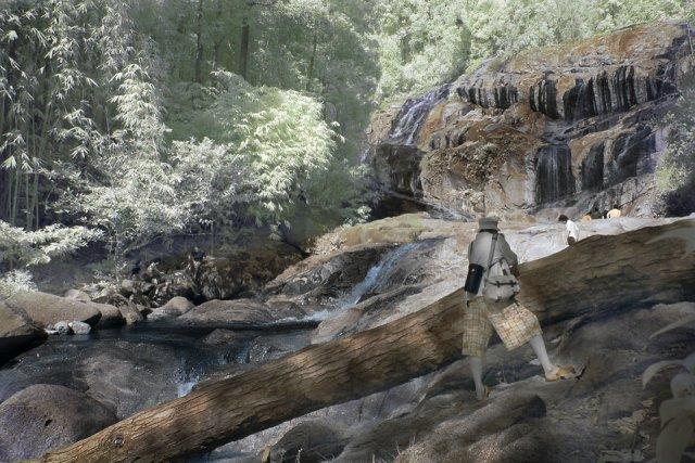 Водопад Беркелах, Малайзия