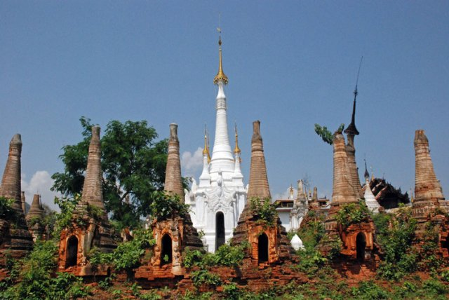Загадочный Индейн - надо посетить обязательно, Мьянма