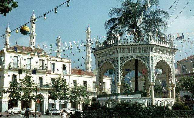Город Блида, Алжир