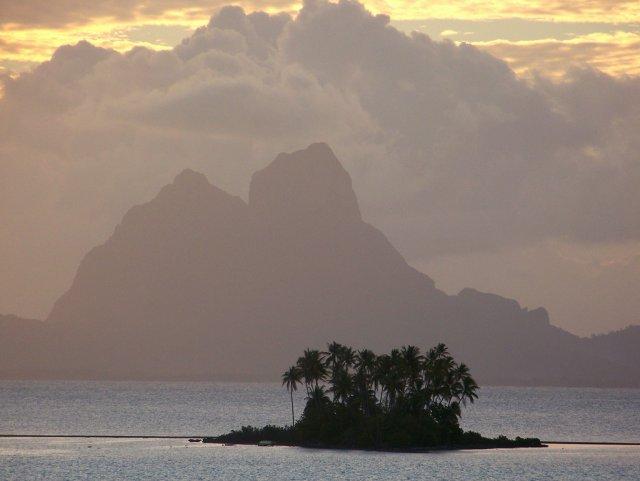 Бора-Бора, Французская Полинезия