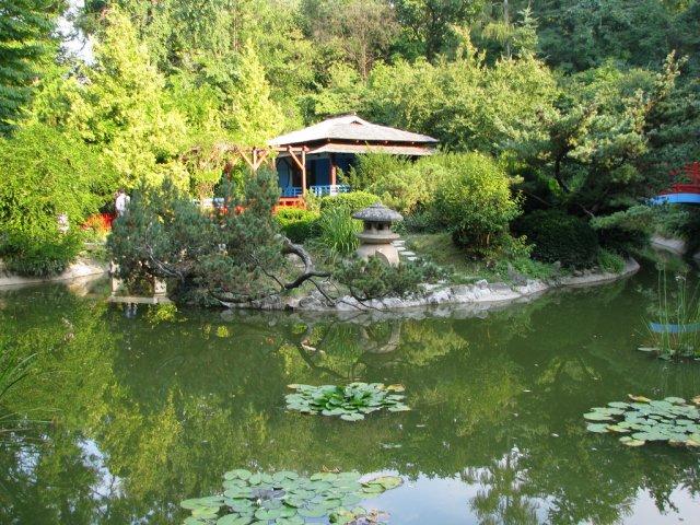 Ботанический сад Клуж-Напока, Румыния